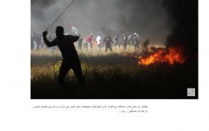 رويترز العربية تصحح خطأ في شرح صورة عن أحداث غزة