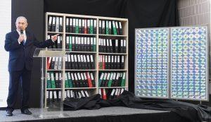 رويترز العربية والأدلة الإسرائيلية حول الملف النووي الإيراني