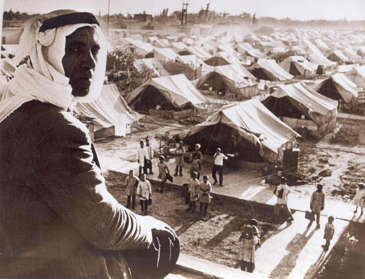 سكاي نيوز عربية: تأسيس الأونروا عام 1949 كان من أجل خمسة ملايين لاجئ فلسطيني…!