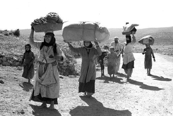 """إستجابة لمراجعة """"كاميرا"""": موقع """"دويتشيه فيليه"""" الألماني يوضح أن القرار الأممي 194 لا يضمن حق العودة للفلسطينيين"""